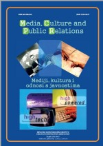 Media, culture and public relations,Vol. 3 No. 2