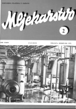 Mljekarstvo : journal for dairy production and processing improvement,Vol. 23 No. 2
