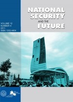 National security and the future,Vol. 12 No. 4