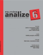 Političke analize,Vol. 2 No. 6