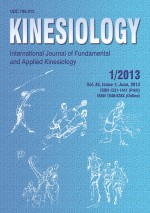 Kinesiology,Vol. 45. No. 1.