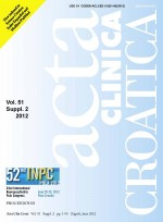 Acta clinica Croatica,Vol. 51 No. Supplement 2