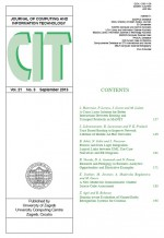 Journal of computing and information technology,Vol.21 No.3
