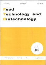 Food Technology and Biotechnology,Vol. 42 No. 2