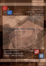 Croatian Journal of Education : Hrvatski časopis za odgoj i obrazovanje,Vol. 15 No. Sp.Ed.3