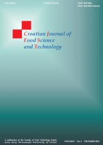 Croatian journal of food science and technology,Vol. 5 No. 2