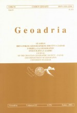 Geoadria,Vol.8 No.1