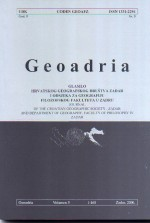 Geoadria,Vol.5 No.1