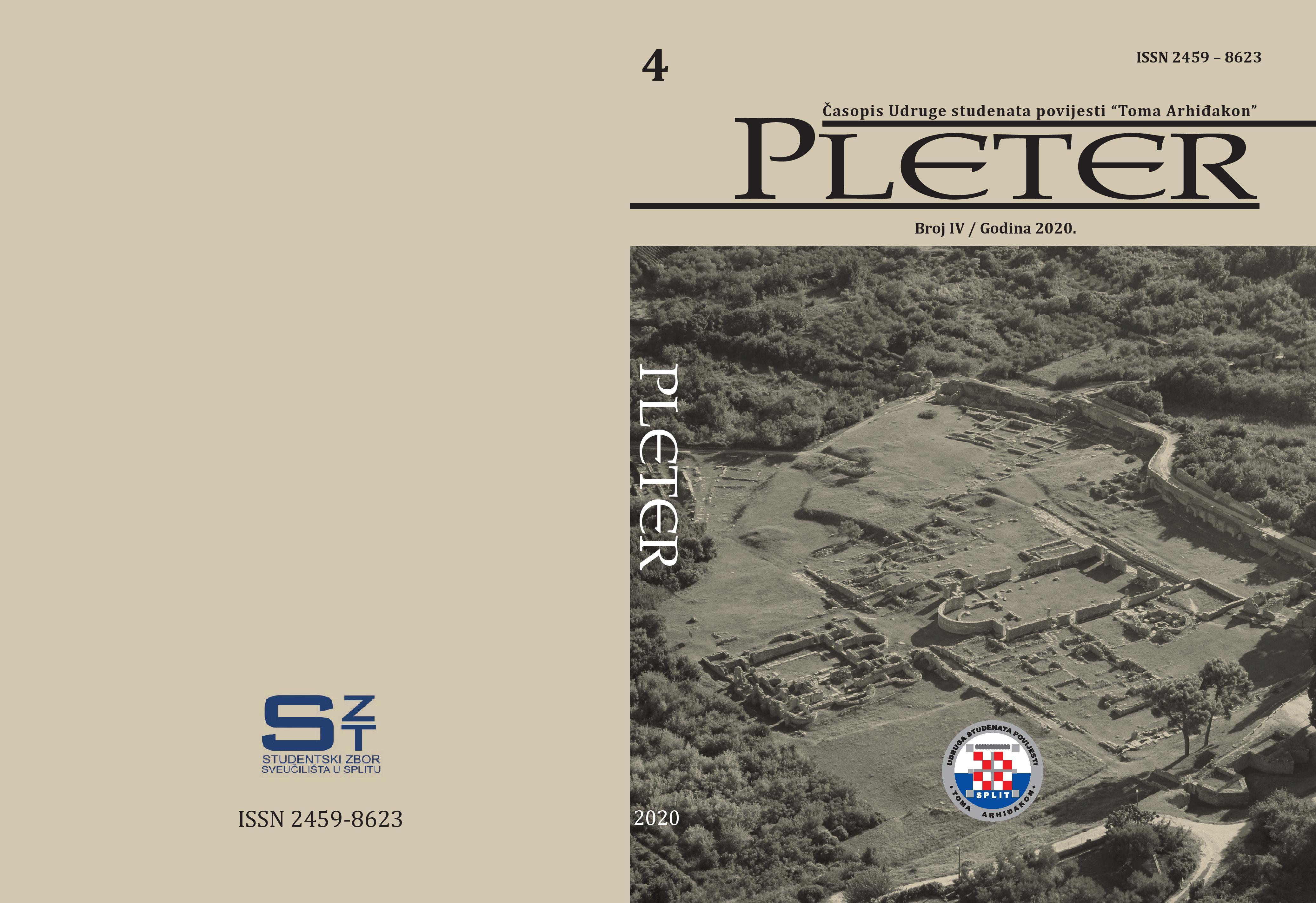View Vol. 4 (2020): Volume 4, 2020