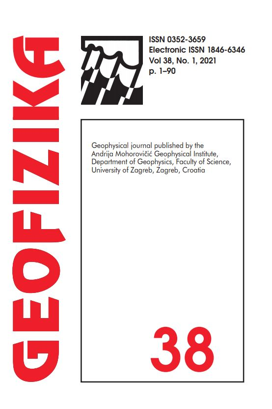 View Vol. 38 No. 1 (2021)
